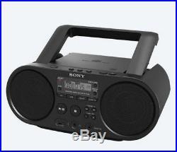 SONY Portable Radio MP3 CD Player USB Audio 80mm Full Range Stereo Speaker A r
