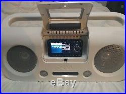 Sirius XM Satellite Boombox System F5X007 XM Delphi Read + XDRC2 receiver module