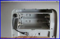 Sirius XM Satellite Radio Portable Boombox System F5X007 & XM Delphi Ready XT