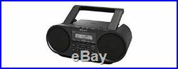 Sony Bluetooth Portable Cd Player Mega Bass Reflex Stereo Sound System Plus 6