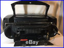 Sony Boombox Portable Cassette CD Player FM AM Stereo Radio CFD-G50
