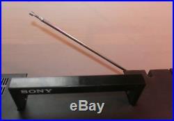 Sony CFD-444 Portable Bookshelf Stereo Radio, Cassette Player, CD Player Vintage