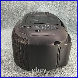 Sony CFD-D35S CD AM/FM Radio Player Portable Boombox Cassette does not work Vtg