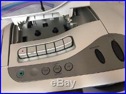 Sony CFD-F10 CD Player AM/FM and Cassette Recorder Portable Boombox Cord Remote