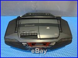 Sony CFD-G50 CD Radio Cassette-Corder Portable Boom Box