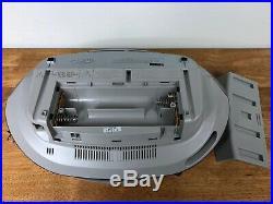 Sony CFD-S350 AM FM CD Cassette player Recorder Portable Radio Boom Box
