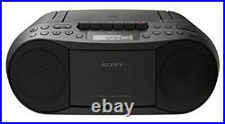 Sony CFD-S70 Portable CD, MP3, Cassette, & Radio Boombox MEGA BASS Stereo Player