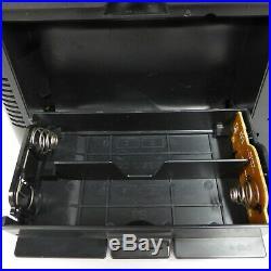 Sony CFM-A50 Radio Cassette Recorder AM FM Portable BoomBox Minty Vintage 1998