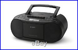 Sony Cd Boombox Radio Cassette Cfd -F70 Player Stereo Portable Bass Bluetooth
