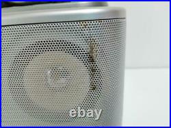 Sony Portable CD Player Boombox with AM / FM Radio & Cassette Player