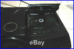 Sony ZS-BTG900 CD Player Portable NFC Bluetooth Wireless Boombox Speaker System