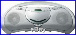 Sony ZS-Y3 Portable Stereo CD R/RW Player AM/FM Radio Megabass Boombox (NEW)
