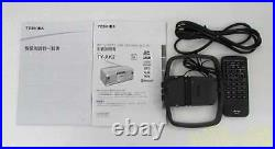 Toshiba Hi-Res Support Sd / Usb / Cd Boombox Toshiba Aurex Ty-Ak2 From Japan