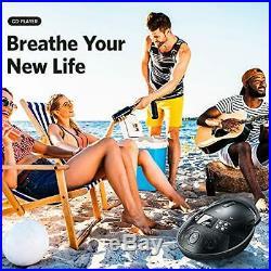 VENLOIC CD Player Portable Boombox, AM FM CD Player Portable Stereo, (black)