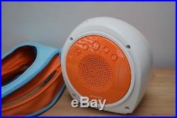 VERY NICE Philips AZ250 Portable CD Player Soundmachine Bag 90 Days Warranty