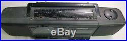 VINTAGE MAGNAVOX Portable Radio Combo AZ8895 CASSETTE Deck CD Player BoomBox