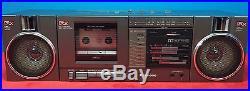 Vintage (1982) Panasonic RX-C50 Original Boombox Ghetto Blaster IMMACULATE