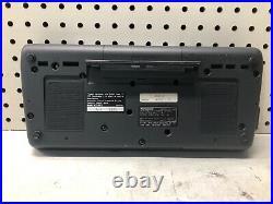 Vintage PANASONIC SL-PH1 Portable CD Player AM/FM Radio Tuner System BOOMBOX