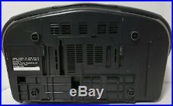 Vintage Panasonic RX-DS35 Portable CD Cassette AM FM Radio Stereo System Boombox