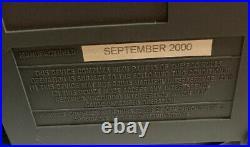 Vintage RCA Portable CD Player AM/FM Radio Cassette Recording Boom Box RP-7982